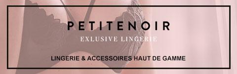 PETITENOIR exclusive lingerie